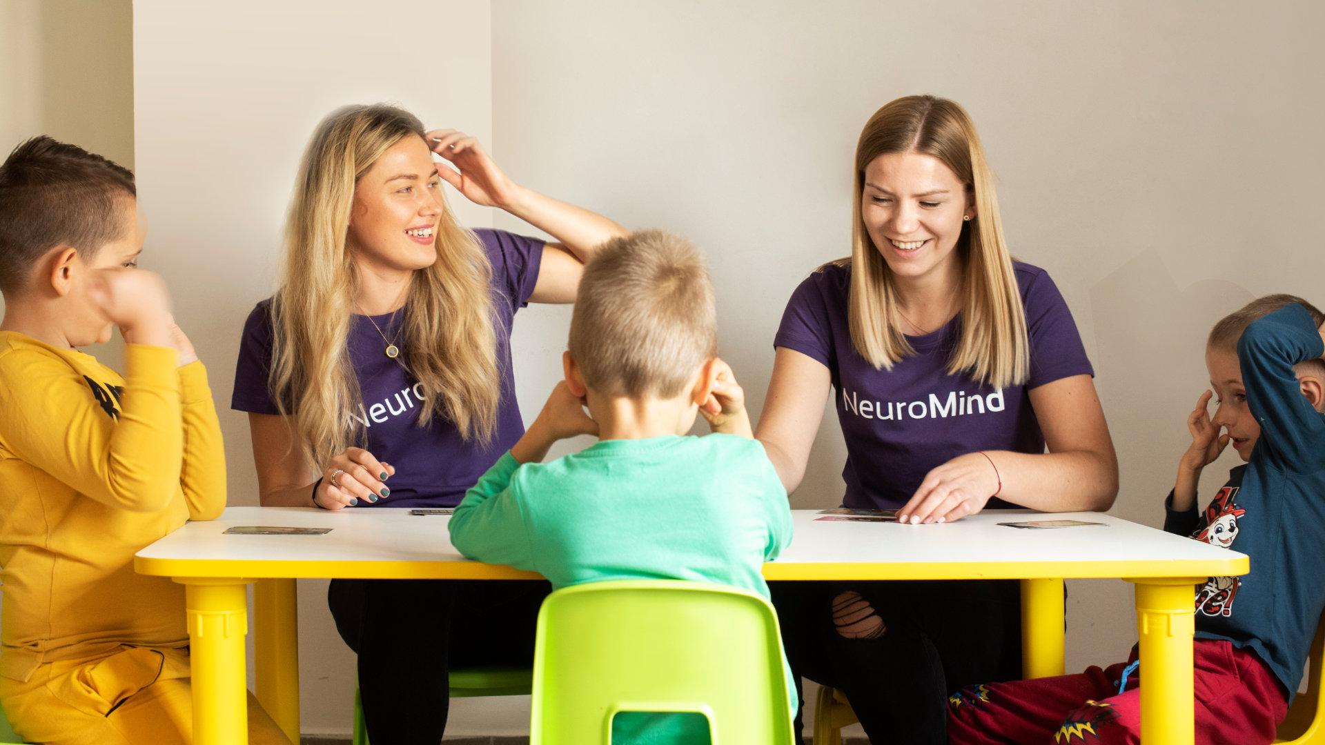 Przedszkole dla dzieci zautyzmem - Neuromind Włocławek